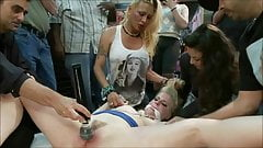 blond slut used in public 2