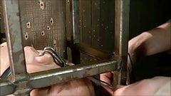 plumper asian slave caged 1