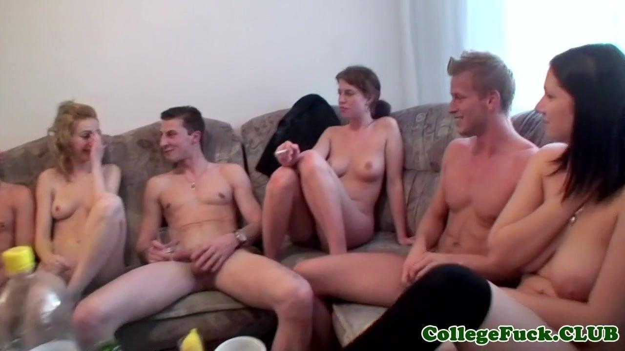 Teens Orgy