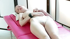 Yonitale: Stunning Emily Bloom has an orgasmic massage. P 2