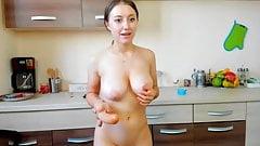 Dancing in Kitchen