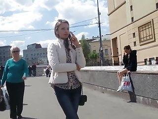 Rachel steel smoking fetish video - Smoking fetish candid girl 319