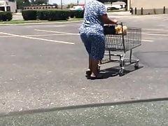 Granny wit BIG ASS
