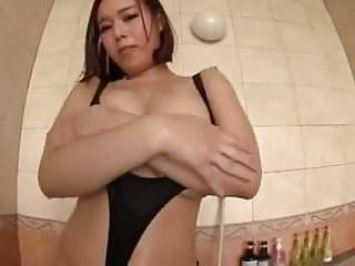 Japanese Girl with a wonderful body