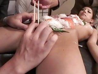 Hikaru Houzuki - 01 Japanese Sushi Girl
