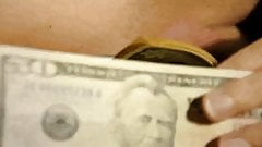 Rich Bitch, Money in Pussy