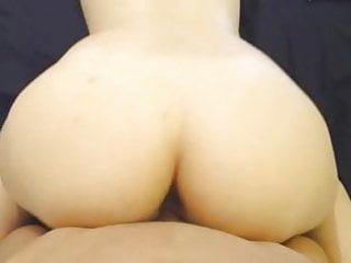 Guy fucks his girl good, she rides his cock