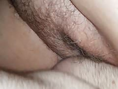 Amatuet fucking hairy mature pussy
