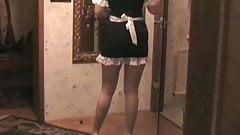 House Maid in White Stilletos.wmv