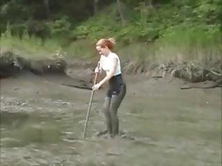 Randy Quicksand Exploring