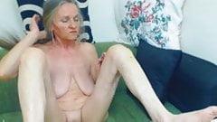 Mean Russian Granny