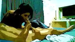 Asian fucktoy suck and reverse cowgirl CIM 11-04