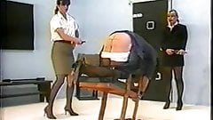 Judicial - 101 strokes of the cane.