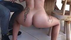 Naked filipino girls in bathroom