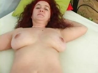 My Mom Has Red Hair And Makes Me A Penis Massage