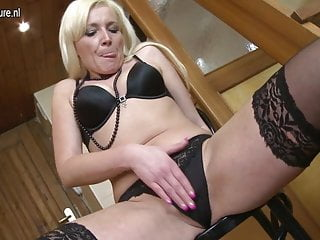 Hot mature mom needs a good fuck