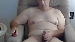 horny grandpa jerk off