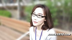 KOREA1818.COM - korean Cutie in glasses's Thumb