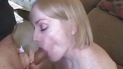 GILF Says I Want Your Cock