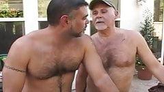 Vintage gay daddy porn