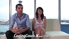 Castingcouchx girl from minnesota tries porn - 5 3