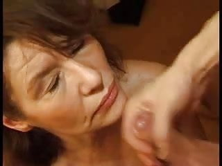 2 Hottest French Matures , wild sex with young men