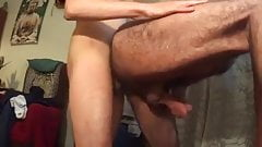 Deep fuck and creampy by two twinks