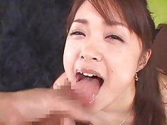 ASIAN TEEN FACIALS --mdm