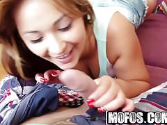 Mofos - Lets Try Anal - Lana - Lana Lets Loose
