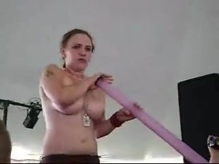 PIC Juggalette getting fucked