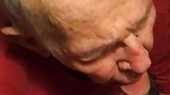 Grandpa sucks 1