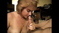 Milf training virgin