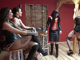 Shake Your Ass for Us, Betty - Shiny Penny for Sissy Slut