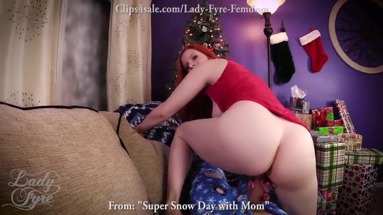 Lady Fyre Femdom Mommys Little Helper Impregnation