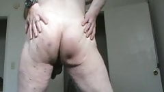 Wiggling my bottom