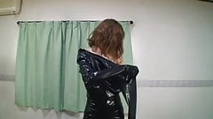 Japanese Latex Catsuit 22