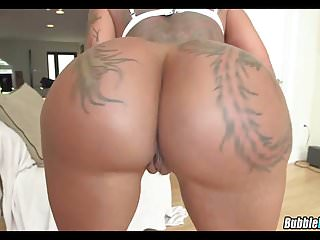 Tattooed ass that can clap
