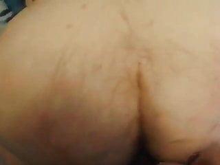dad fucks fat hairy ass