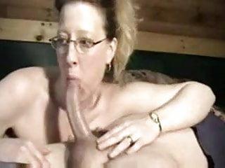 Housewife amazing Blowjob onneighbor