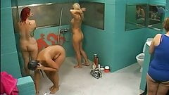 Big Brother 2011 Finland shower
