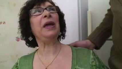 porn huge titted french granny ginette
