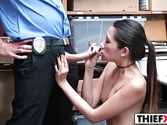 Sultry Cutie Jacker Gets Banged