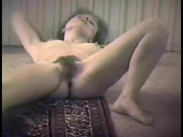 Pegging gay squirt brunette