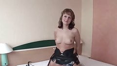 Hot milf and her younger lover 871