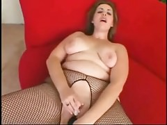Fat bbw nympho plays with pink pussy and gets pussy eaten Thumbnail