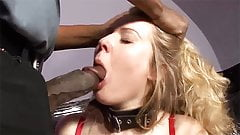 first bbc bdsm interracial for chubby milf