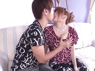 Wife Junna Hara Leaves Young Lad More At Javhd Net
