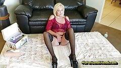 Ms Paris Rose is Encouraging the Ultimate Orgasms