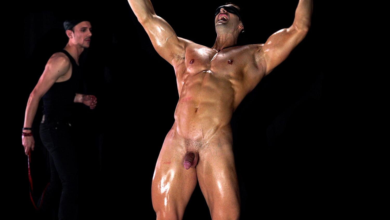 Nude twin guys