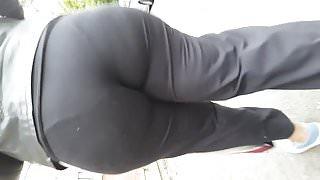 Grope Big Black Mama